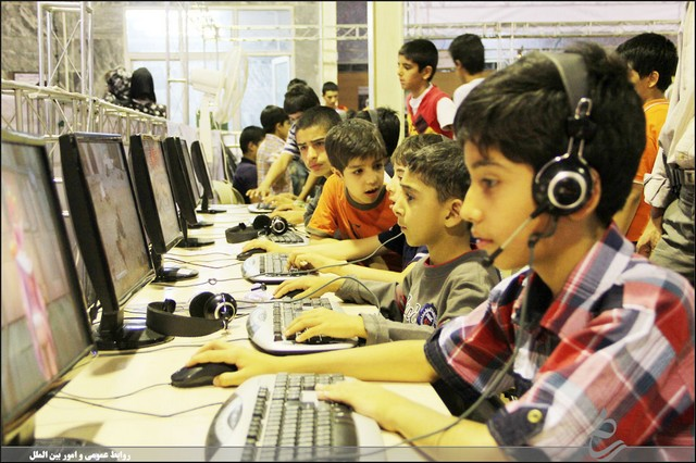 اثر بازی های رایانه ای بر كودكان و نوجوانان
