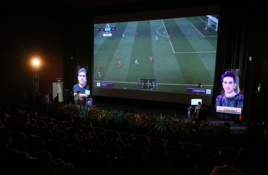 فینال رشته فیفا 21 در ششمین جام  قهرمانان بازیهای ویدئویی ایران