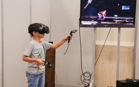 نخستین جشنواره بازیهای ویدئویی واقعیت مجازی و افزوده