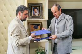 امضای تفاهمنامه همکاری میان بنیاد ملی بازیهای رایانهای و دانشکده مدیریت دانشگاه تهران