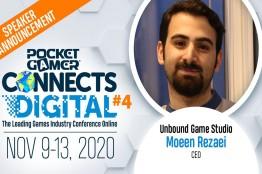 حضور یکی از اعضاء همگرا در پنل سخنرانی کنفرانس بینالمللی «POCKET GAMER CONNECTS»