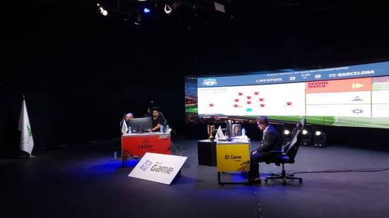 برگزاری اولین دوره مسابقات ورزشهای الکترونیک در رشته فیفا 20