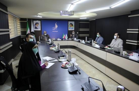 دیدار عضو کمیسیون فرهنگی مجلس شورای اسلامی با مدیرعامل و شورای معاونین بنیاد ملی بازیهای رایانهای