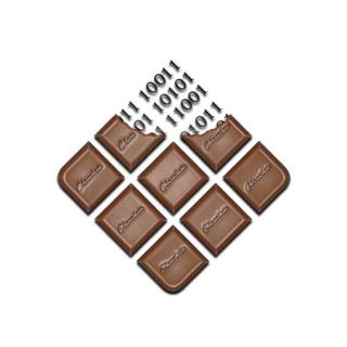 سرزمین شکلات صفر و یک