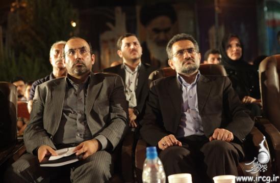 مراسم اختتامیه بخش ایدههای قرآنی دومین جشنواره بازیهای رایانهای تهران (بخش دوم)