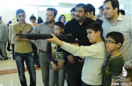 دومین روز نمایشگاه بازیهای رایانهای تهران