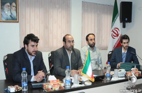 مراسم اهداء جوایز برندگان مسابقات بازیهای رایانهای در نمایشگاه تهران