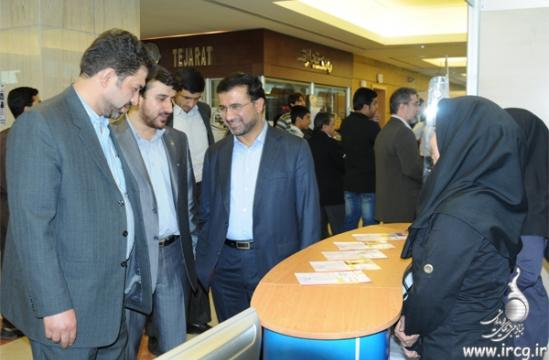سومین روز نمایشگاه بازیهای رایانهای تهران
