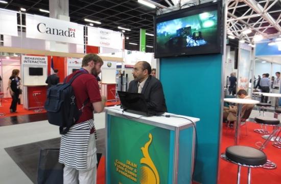 حضور پررنگ صنعت گیم ایران در نمایشگاه جهانی آلمان