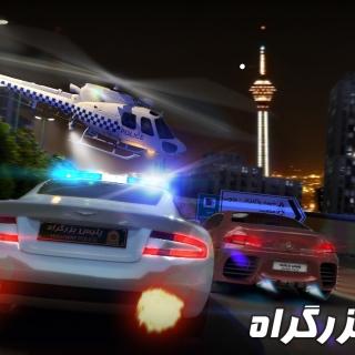 پلیس بزرگراه