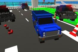 بازی موبایلی رانندگی در شهر «کلاچ» با گرافیکی متفاوت منتشر شد