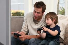 بازیهای ویدئویی اثر مخربی روی کودکان ندارند