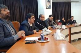 بازدید مدیران بنیاد ملی بازیهای رایانهای از ظرفیتهای بازیسازی استان قم