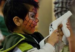 سومین نمایشگاه بین المللی سرگرمیهای کودک و نوجوان