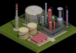 بازی رایانه ای صنعت نفت ایران تولید شد