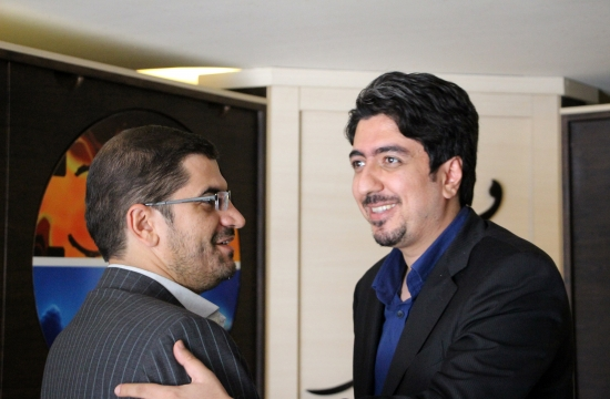 بازدید دکتر سید امیرحسین قاضیزاده هاشمی نماینده مجلس دهم