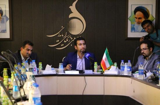 نشست خبری سومین دوره جشنواره بازیسازان مستقل ایران