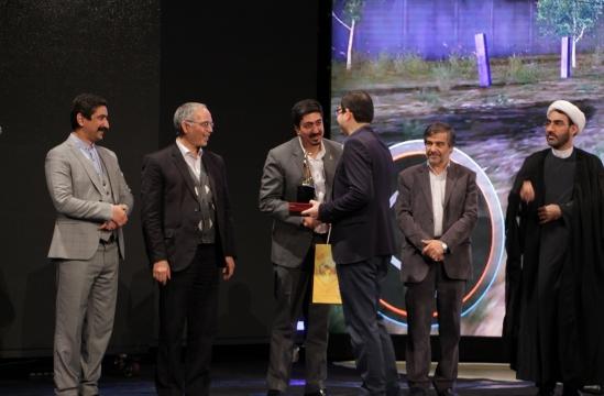 آیین اختتامیه ششمین دوره جشنواره بازیهای رایانهای تهران