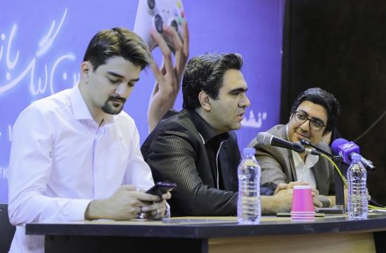 نشست خبری چهارمین لیگ بازیهای رایانهای ایران