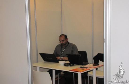 حضور ایران در نمایشگاه Game Connection 2011