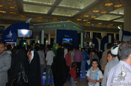 حضور بنیاد ملی بازیهای رایانهای در پنجمین نمایشگاه رسانههای دیجیتال شماره 3