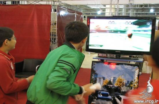 حضور بنیاد ملی بازیهای رایانهای در نخستین نمایشگاه تکنولوژی و محصولات آموزشی