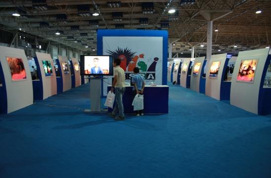 بنیاد ملی بازی های رایانه ای در دومین نمایشگاه بین المللی فناوری اطلاعات و رسانه های دیجیتال