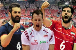 والیبال 2016 یار سیزدهم تیم ملی والیبال ایران خواهد بود