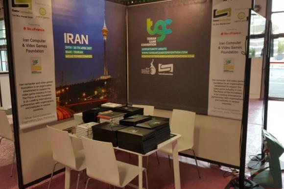 نمایشگاه گیم کانکشن 2016 فرانسه با حضور سه شرکت ایرانی آغاز شد