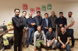 رییس سازمان ردهبندی سنی کرهجنوبی از ESRA بازدید کرد