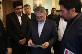 وزیر فرهنگ و ارشاد اسلامی از بنیاد ملی بازیهای رایانهای بازدید کرد