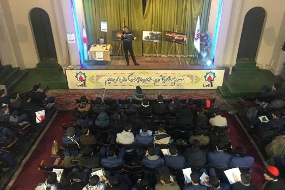 همایش بازیسازان نوجوان در دبیرستان البرز تهران برگزار شد