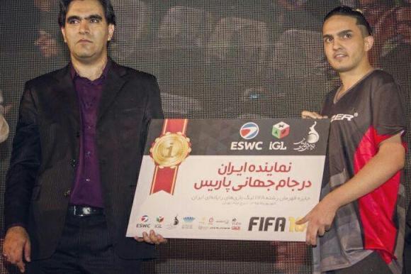وضعیت حضور نفرات برتر  لیگ بازیهای رایانهای ایران در مسابقات ESWC به زودی مشخص میشود