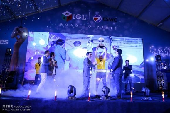 قهرمانان بازیهای رایانهای ایران معرفی شدند