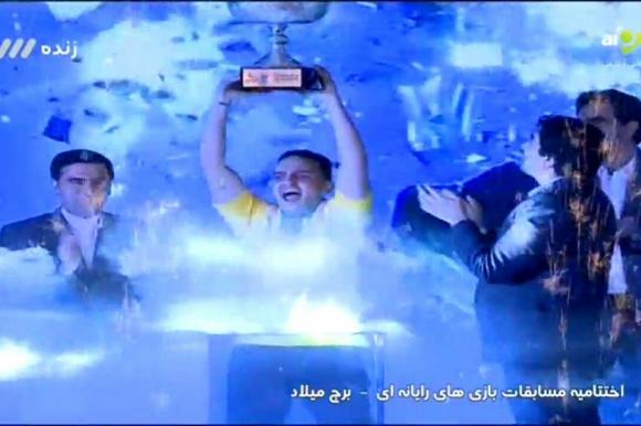 پخش زنده یک مسابقه بازیهای رایانهای از صدا و سیما برای نخستین بار