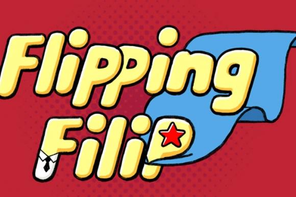 بازی ایرانی Flipping Filip تحت حمایت Square Enix قرار گرفت