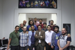 استقبال ناشران بینالمللی از بازی «قصه بیستون» در نمایشگاه گیمزکام