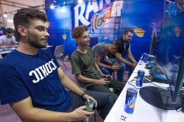 رانی حامی چهارمین لیگ بازیهای رایانهای ایران